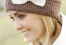 Crochet hats / by Ashley Burr