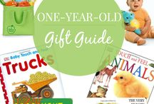 one year old gift guide