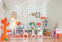 Home: Playrooms / by Jade Photography