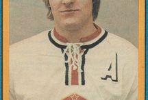 Czechoslovak Team in Ice Hockey 1978 / HOKEJ ČSSR
