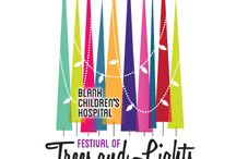 Festival of Trees and Lights / Festival of Trees & Lights is a five-day public event that is the main fundraiser for Blank Children's Hospital. The event features beautifully decorated trees, entertainment, children's activities, food, shopping and more!   Your attendance means you are supporting valuable programs at Blank Children's Hospital. Programs that would not be possible without the generous support of our community.  #FestivalforBlank