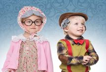 100 Days of School Costume Ideas / Celebrate 100 Days of School with these costumes and accessory to make you look 100 years old!