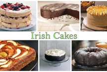 irish desserts / by Rosa M Fernández