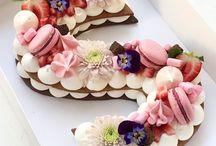 bolos letras e numeros