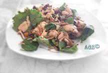 Cocina Sana AdS: Dieta, Light, Ensaladas y Verduras