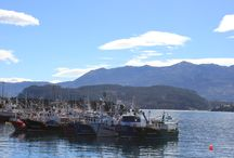 Paisajes marítimos de la Comarca de la Sidra (Asturias) / Algunos de los más hermosos paisajes de los municipios costeros de Colunga y Villaviciosa en la Comarca Asturiana de la Sidra