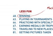 What our kids want out of sport