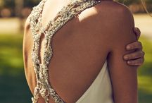 Beautiful Back Wedding Dresses