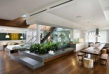 living/kitchen