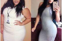 weightloss before/after