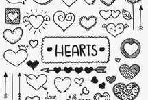 Doodles I  like