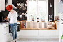 Inredning kök / Idéer till inredning och renovering.