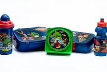 Angry Birds Merchandise / Dream Theatre's Angry Birds licensee's products.