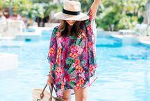 Dress - Beach Wear