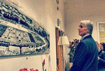 Visita al Coni / Visita al comitato olimpico nazionale italiano e breve lezione sulle olimpiadi del Presidente Giovanni Malagò