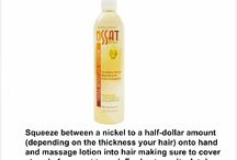 Ossat Naturals Products / Information on Ossat Naturals Products line