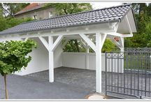 carports / by Draven Made