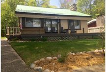 Vacation Rental~Corey Cove Hideaway / Family friendly cottage for rent on Otsego Lake in Gaylord, MI