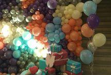 фотопроект с шарами