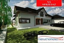 Domy na sprzedaż / oferty sprzedaży domów z całej Polski