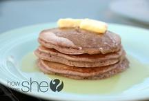 Breakfast & Morning Snacks / by Morganne Lnthwt