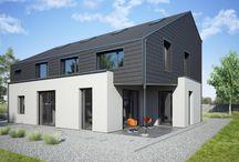 House x11 / Nowy projekt w trakcie budowy pod Warszawą. Wkrótce w ofercie http://dompp.pl