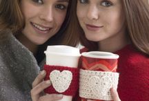 Crochet Cozies and Coasters