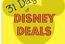 31 Days of Disney Deals