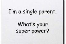 Single mum