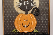 Card making: Halloween / by Isabelle Potter @ IzzyCards
