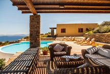 Villa Alse #Kea #Greece #Island / Alse located on the Greek island of Kea , is a villa with a swimming pool, direct access to the two most beautiful beaches of the island and breathtaking views at sunrise and the other Cycladic islands due to the unavoidable blue Mediterranean. https://www.mygreek-villa.com/villa/villa-alse