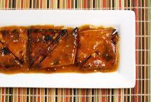 Tofu/Tempeh / by Danielle Bermudez