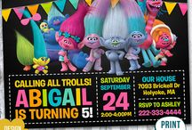 Troll's Birthday Party