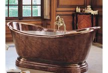 Extarordinary Bathtubs / Bathtubs that make you want to jump right in!