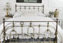 """""""Restoration of Iron Beds"""" / Proper restoration of an antique iron bed, although not rocket science, can easily be done incorrectly. Hopefully this board will steer you in the right direction and make you aware of some pitfalls."""