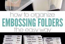 Stampin' Up! - Organizing