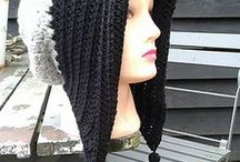 HATS, SCARFS, COWLS, GLOVES