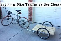 AP bike trailer
