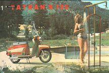 P.B Motocykle
