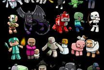 Minecraft / Minecraft stuff