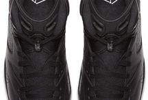 Athletes' Shoes
