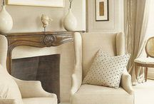 ...Living Rooms: Neutral / by Sandra Smith