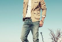 Moda masculina que adoro / mens_fashion