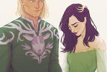 Aideon & Lysandra