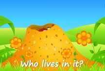 123 Kids Fun Peekaboo / #games #apps #kids #fun #education #earlylearning #play