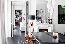 Beautiful Spaces / I love to look at beautifully designed rooms & spaces! www.authenticalitycompany.com