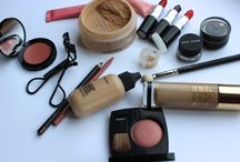 Colours & Make up products