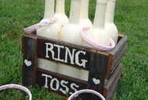 Bryllups aktiviteter