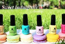 Spring Nails 2015 / We're so excited that our new SWEET INDULGENCE Collection is now rolling out at ULTA Beauty! These bright and colorful shades couldn't be more perfect for summer.  Peach Chiffon Key Lime Affair Sorbet Soiree Wild Berry Diva Pineapple Premiere Ravishing Raspberry  #SweetIndulgence #RCMNailIt / by Red Carpet Manicure
