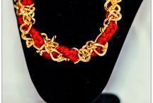 Jewellery by Jaal Design /  brooches, necklaces, earrings, and bracelets all made by Jaal Design